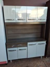 Armario de Cozinha 8 Portas Novo