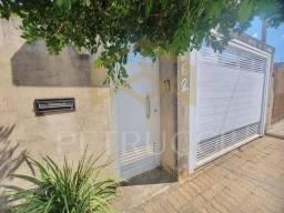 Casa à venda com 3 dormitórios em Jardim campo belo, Sumaré cod:CA006560