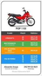 MOTO POP 110I