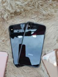 iPhone X 256gb de vitrine