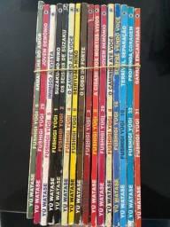Lote manga revista 5 unidade