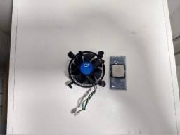 Processador Intel Core i5-7400 Kaby Lake 7° Geração + Cooler box - 3 meses de uso