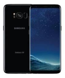 Samsung Galaxy S8+ Plus usado com caixa e NF - Aparelho com algumas marcas de uso(fotos)