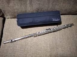 Flauta transversal Windsor, raridade