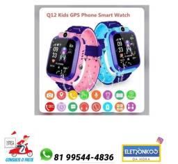 Relogio Criança Smartwatch Infantil Gps Localizador só zap