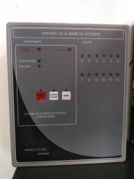 Central de Alarmes de incêndio c/ 12 Laços