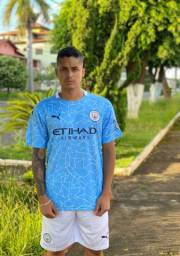 Manchester City Football Club Azul kit