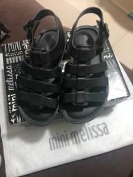 Mini Melissa unissex 23/24