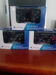 Controle PS4 Novo