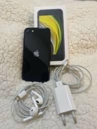 Vendo IPhone SE 128gb segunda geração 2020