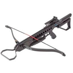 Besta Balestra Crossbow Recurva Man Kung 175 Lbs Mk-xb21-bk (Novo com NF)