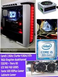 Corei5 2.8Ghz (Turbo 4.0ghz) ssd + Gtx