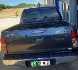 hilux 2012 extra
