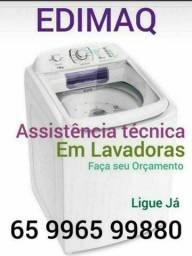 Assistência técnica em máquina
