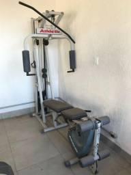 Estação De Musculação Athletic 2001 Flex