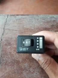Botão kit GNV