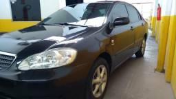 Toyota/corolla xli manual preto 2008 - 2008