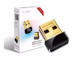 Wireless Tplink Nano 150Mbps Novo na Caixa