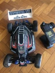 Kyosho buggy inferno ve race spec 1/8 2.4ghz