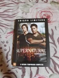 Sobrenatural 8 temporada