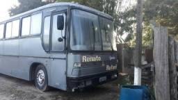 Ônibus motorhome - 1988