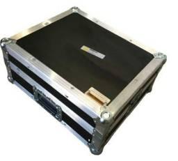 Flight Cases Para Par De Technics Mk2 barato pra levar hoje valor R$800