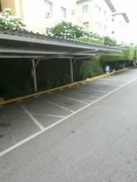Cobertura para vaga de garagem