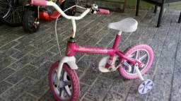 Bicicleta menina aro 12