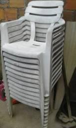 Vende 10 cadeira 250