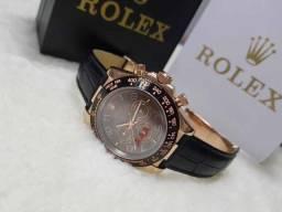 Relógio - Codigo/modelo 520072 - Cronografo - Datador - Tam Gr