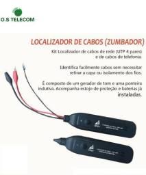 Kit localizador de cabos ( zumbador)