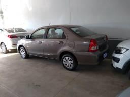 Compre ja - Toyota etios 2018 sedan automatico - 2018
