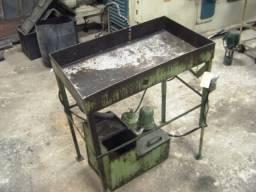 Lavadora de peças a diesel usada