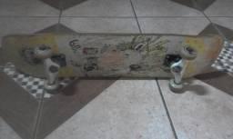 Skate usado apenas uma vez
