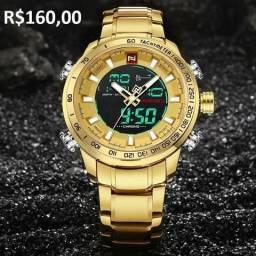 c07e8ca648e Relógio Naviforce originais