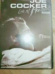 Dvd joe cocker live at montreux 1987