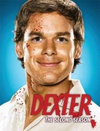 Dvds 04 temporadas de Dexter
