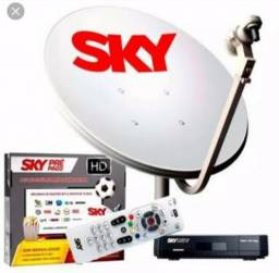 Kit Sky Pre Pago