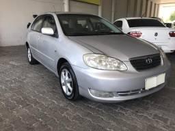 Corolla 1.8 XLI (ZERO de entrada) - 2008