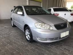 Corolla 1.8 XLI - 2008
