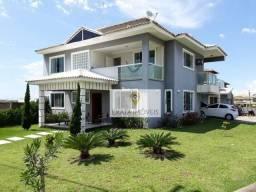 Casa alto padrão em condomínio, Villa Contorno, Rio das Ostras.