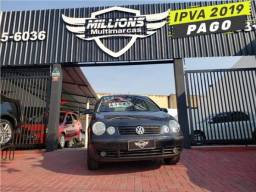 Volkswagen Polo 1.6 mi 8v gasolina 4p manual - 2003
