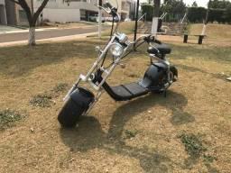 Harley Scooter Elétrica 1500w