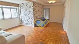 Apartamento à venda com 3 dormitórios em Gonzaga, Santos cod:AP4159