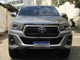 Hilux 2019 CD 2.8 SRX 50th 4x4 Diesel Automática - 2019
