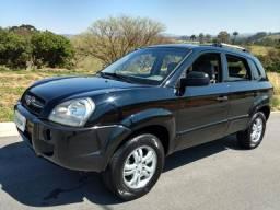 Hyundai tucson 2008 automatica - 2008