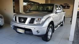Nissan frontier cd se 2.5 4x4 diesel 2011 carro de único dono muito conservado - 2011