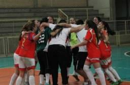 Futsal Feminino sub-15