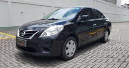 Nissan Versa Sv 1.6 (Baixa Km) Ipva Gratis - 2014