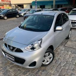 Nissan March S Completo Extra - 2015